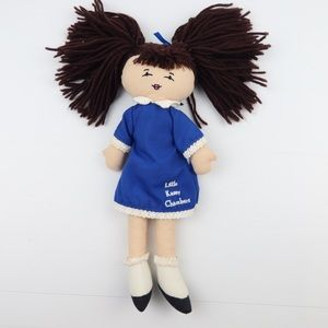 Little Kasey Chambers plush doll country music